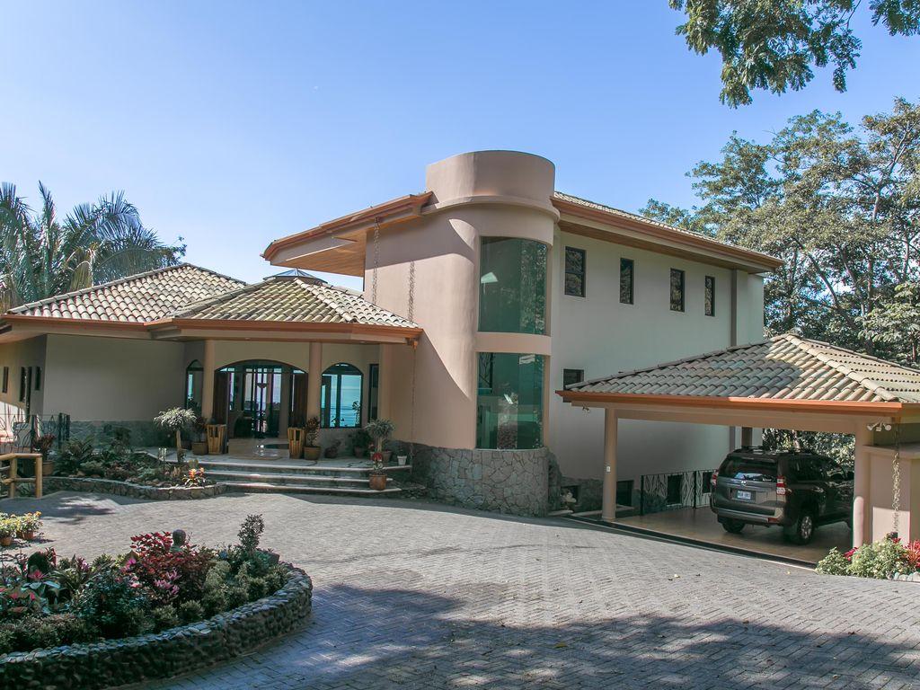Costa Rica Luxury Real Estate – Casa Anjali Luxury Estate
